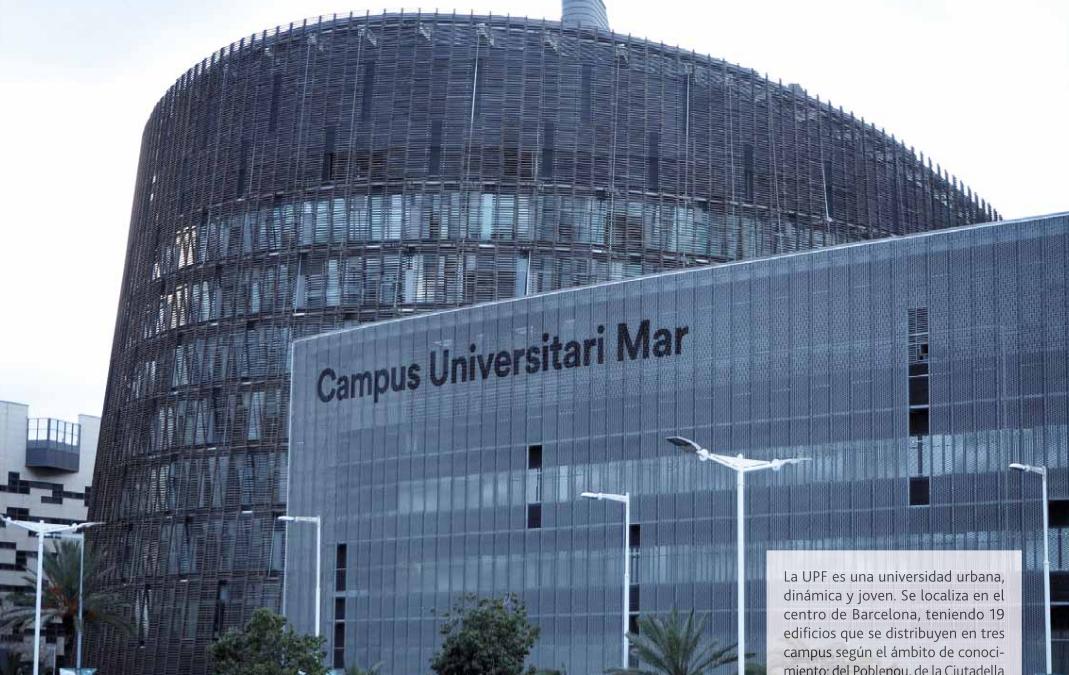 Una apuesta por mejorar las condiciones de trabajo de los usuarios de la UPF