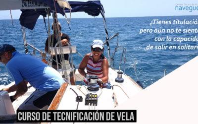 Convenio con El Centre Tècnic de Vela Naveguem