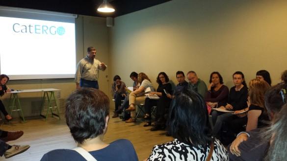 Reunión de expertos en ergonomía: Nuevos retos de la ergonomía en el siglo XXI